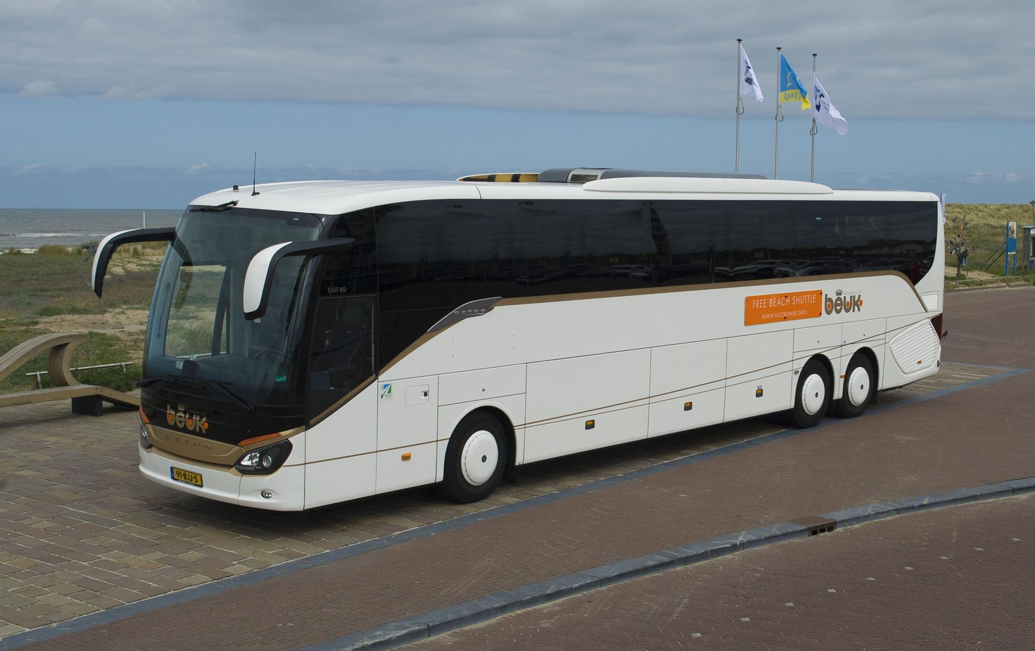 Koninklijke Beuk, Free Beach Shuttle bus