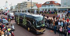 Bloemencorso Noordwijk met Koninklijke Beuk
