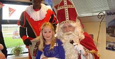 Sinterklaas op bezoek bij Beuk Noordwijk