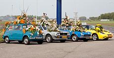 Bloemencorso en de Mooiste File van Nederland 2011