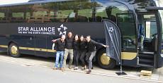 Star Alliance Promotietour