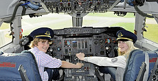 Vlieg er eens uit op 5 oktober, Aviodrome