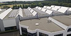 Zonnepanelen voor de groene Koninklijke Beuk Noordwijk, MVO