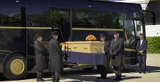 Uitvaartbus, uitvaarttouringcar, Koninklijke Beuk