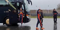 Max Verstappen met Koninklijke Beuk naar Circuit Zandvoort