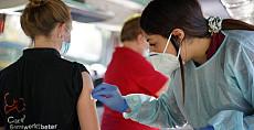 Beuk touringcar ingezet voor griepvaccinatie