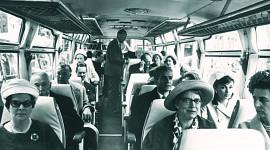 Beuk anno 1956-1965, Koninklijke gasten met Beuk naar Keukenhof, 1962