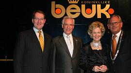 Beuk anno 2006-2015, toekenning predicaat Koninklijk