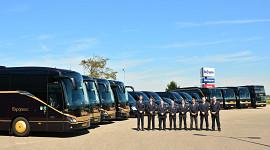 Beuk anno 2016-heden, wagenpark, bus huren anno 2017