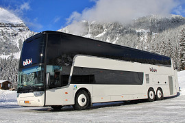 Royal Beuk, Comfort Class transport, Double-decker