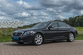 Royal Beuk, Taxi, limousines, Mercedes S Klasse