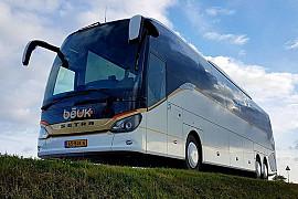 Koninklijke Beuk, Royal Class busreizen