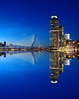 Koninklijke Beuk Travel, Incentive, Groepsdagtocht - Rotterdam, Skyline