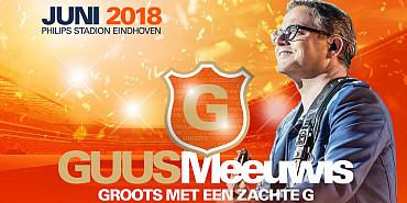 Guus Meeuwis, Groots met een zachte G