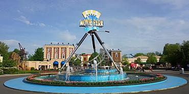 Koninklijke Beuk, Schoolreisje, Moviepark Germany