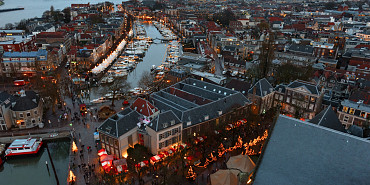 Kerstdagtocht Dordrecht, Koninklijke Beuk