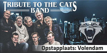 Tribute to the Cats Band - Volendam