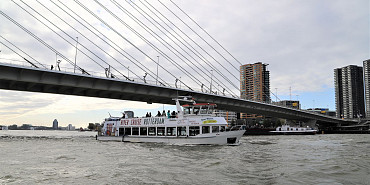 Met Horizon Tours en Koninklijke Beuk op ontdekking door Rotterdam