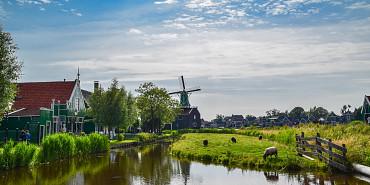 Koninklijke Beuk, Lezersreis - Varen van Amsterdam naar de Zaanse Schans