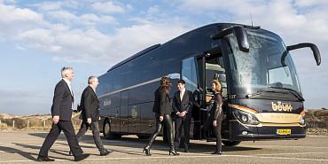 Congresvervoer, Koninklijke Beuk, bus huren