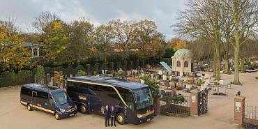 Rouwvervoer, Koninklijke Beuk, rouwbus, uitvaartbus