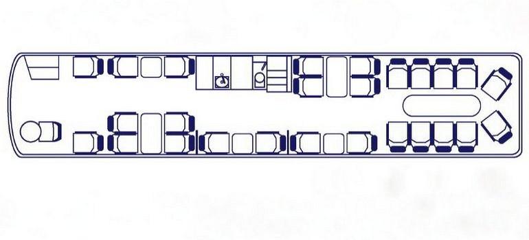 Koninklijke Beuk, VIP vervoer - VIP la Victoire