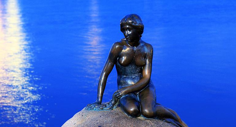 Koninklijke Beuk Travel, Incentive, meerdaagse reis - Denemarken, Kleine Zeemeermin, Hans Christian