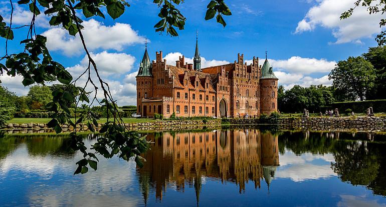 Koninklijke Beuk Travel, Incentive, meerdaagse reis - Denemarken, waterslot Egeskov