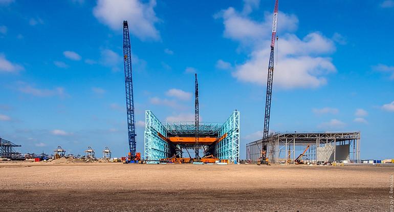 Koninklijke Beuk Travel, Incentive, Groepsdagtocht - Rotterdam, 2e Maasvlakte