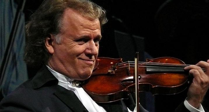 Koninklijke Beuk, Concerten, Andre Rieu Nieuwjaarsconcert