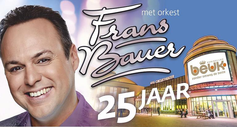 Frans Bauer - 25 jaar jubileumconcert