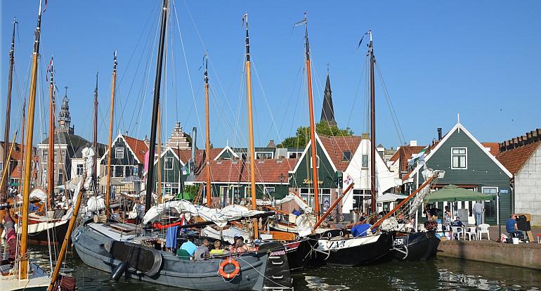 Koninklijke Beuk, Travel, Groepsreis - Oud Hollandse Dag, Zaanse Schans, Volendam en Marken