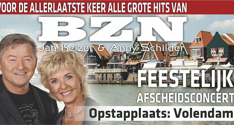 Jan Keizer & Anny Schilder - Volendam
