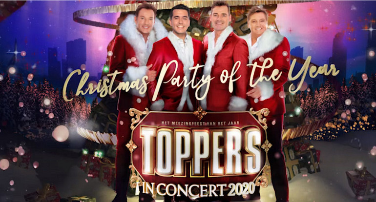 Toppers in Concert Christmas editie