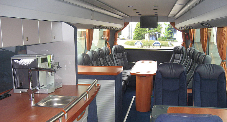 Royal Beuk, VIP coach la Difference pantry