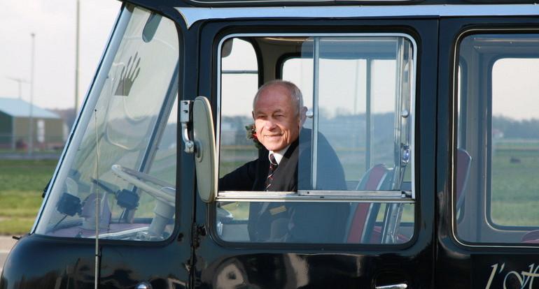 Koninklijke Beuk, VIP vervoer - VIP l'Histoire, chauffeur