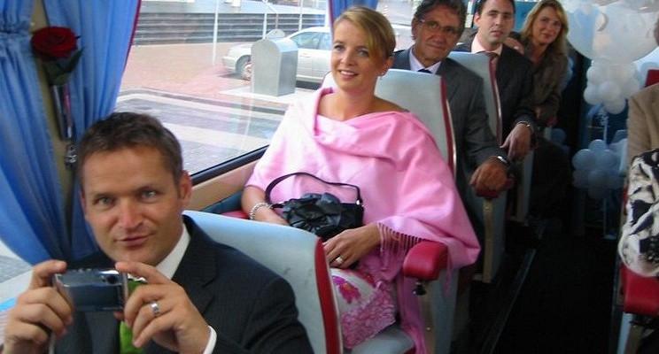 Koninklijke Beuk, VIP vervoer - VIP l'Histoire, gasten