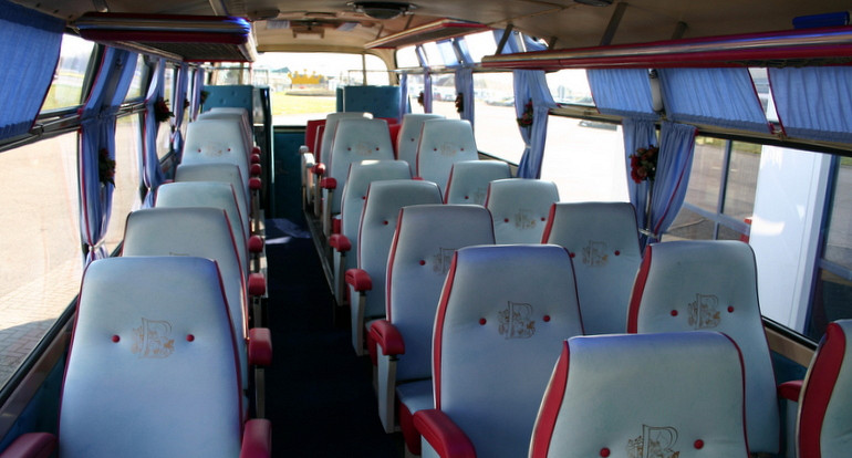 Royal Beuk, VIP transport - VIP l'Histoire, interior