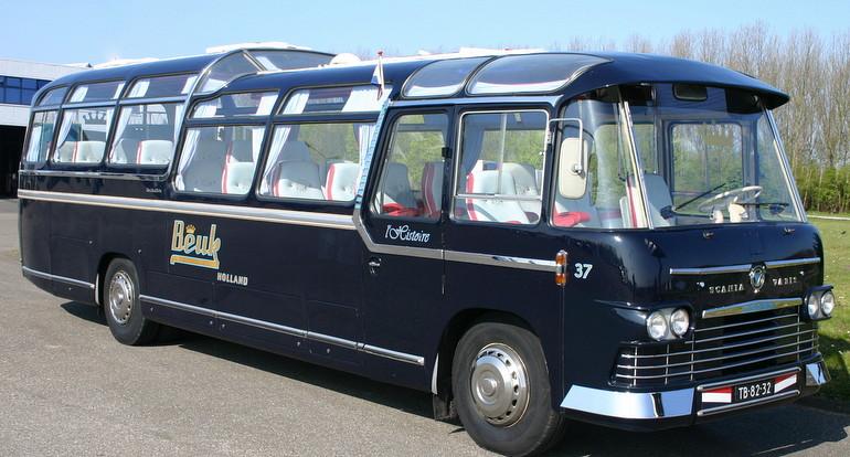 Koninklijke Beuk, VIP vervoer - VIP l'Histoire