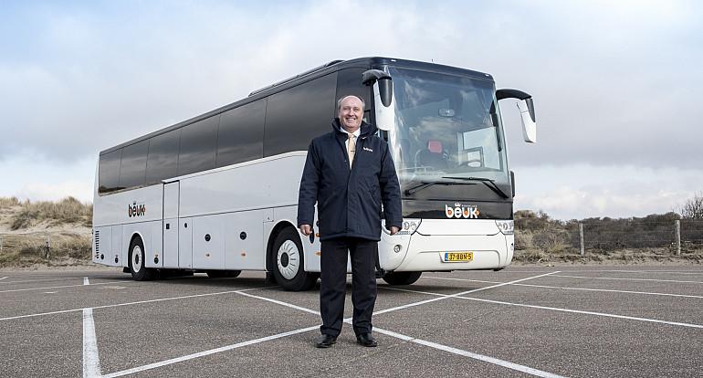 Koninklijke Beuk, Business Class vervoer