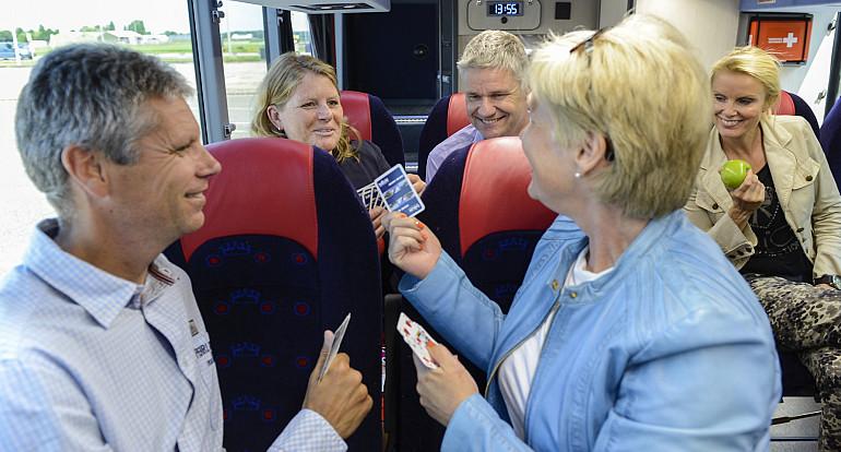 Koninklijke Beuk, Comfort Class vervoer, Dubbeldekker