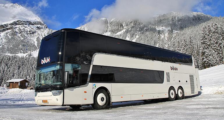 Royal Beuk, Comfort Class transport, Double-decker