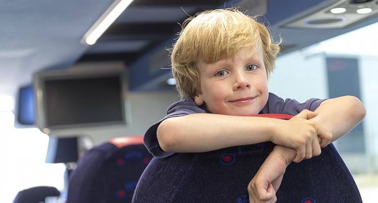 Schoolreisjes, Koninklijke Beuk, Beuk bus huren