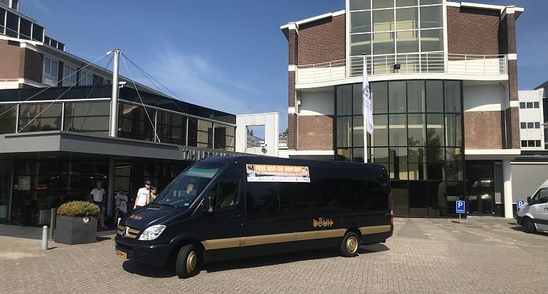 Hop on Hop off Noordwijk, Beuk, Leeuwenhorst Congres Centrum
