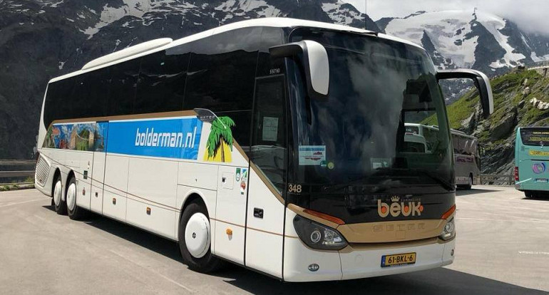 Koninklijke Beuk, Meerdaagse busreizen, Bolderman Reizen