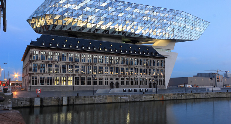Koninklijke Beuk, Stedenreizen, Citytrip Antwerpen