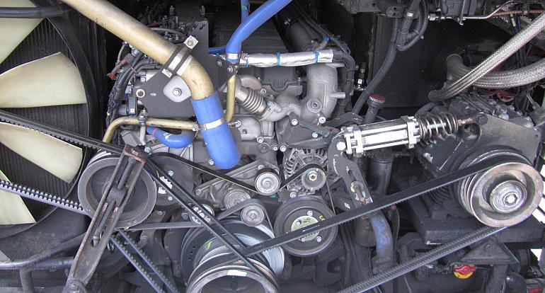 Reparaties bedrijfswagens