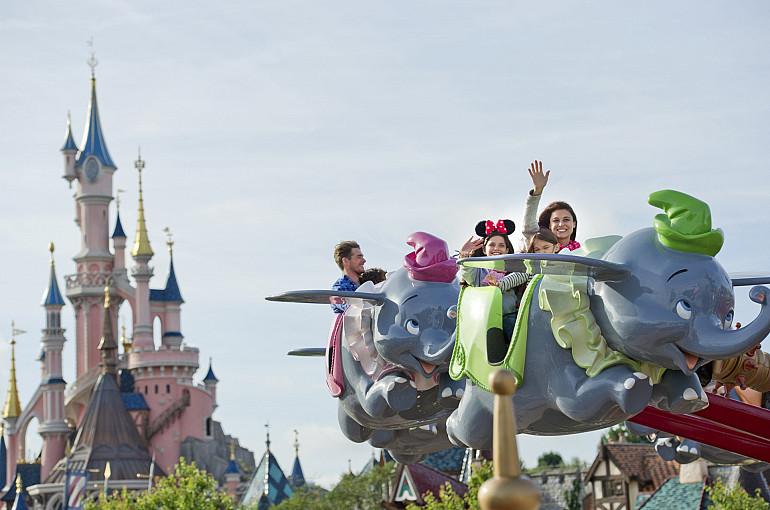 Koninklijke Beuk, Schoolreisje, Disneyland Parijs