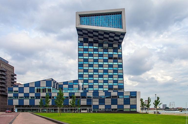Koninklijke Beuk Travel, Incentive, Groepsdagtocht - Rotterdam, Architectuur