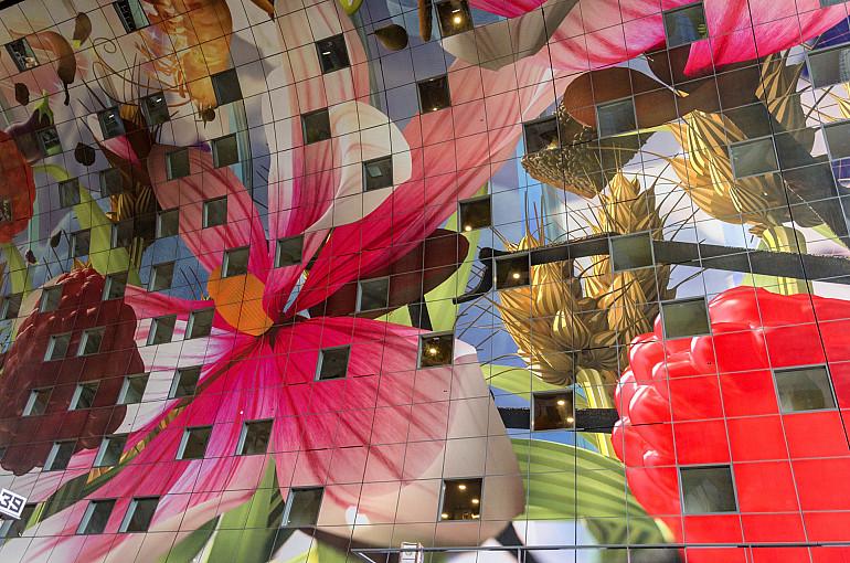 Koninklijke Beuk Travel, Incentive, Groepsdagtocht - Rotterdam, Markthal